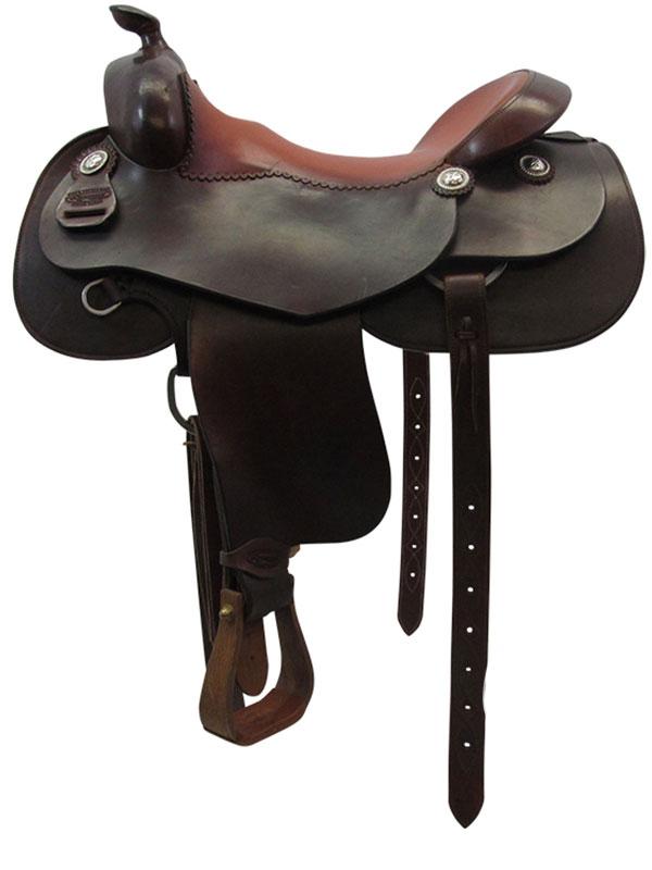 used-pards-custom-reiner-saddle-uspd3442