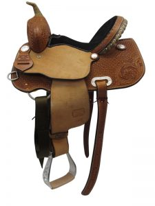 used-teskeys-custom-barrel-saddle-usts3434