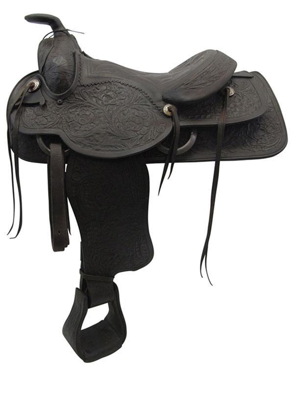 used-tex-tan-wide-trail-saddle-ustt3382