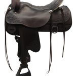17.5inch Used Tucker Medium Trail Saddle 250