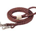 weaver-round-braided-latigo-roper-rein