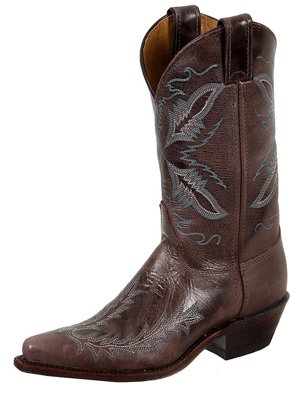womens-justin-boots-dark-brown-bentrail