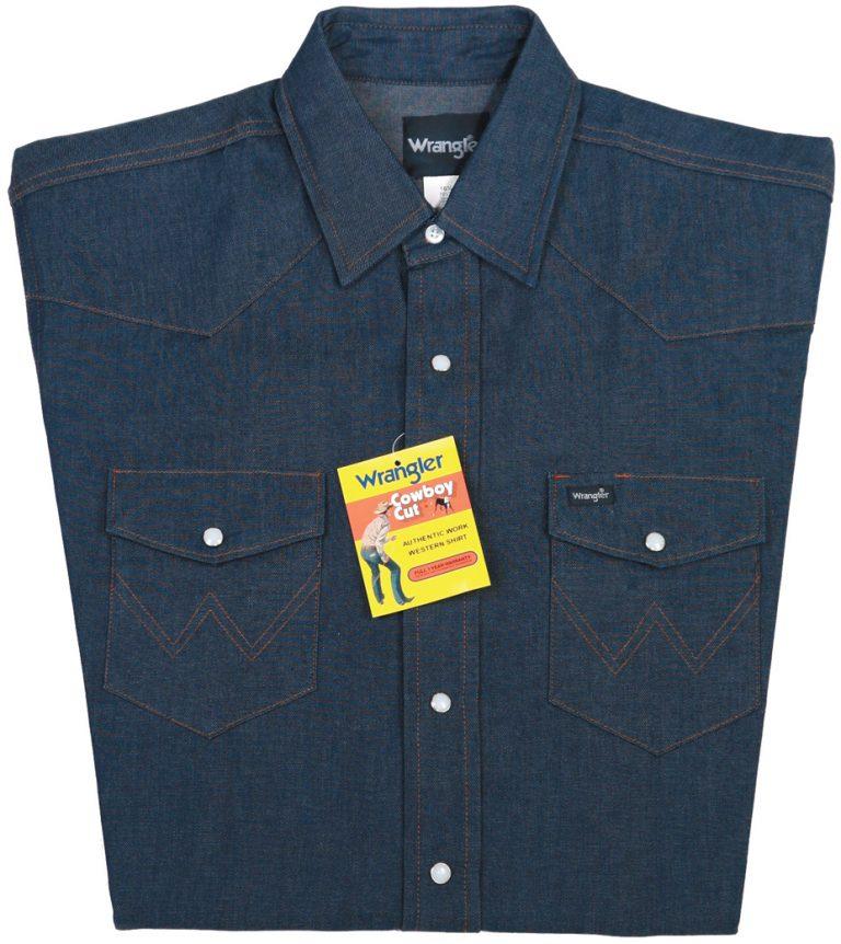 wrangler-western-work-shirt